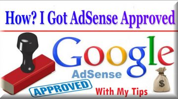 adsense approved tips