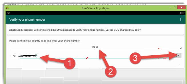 whatsapp in pc