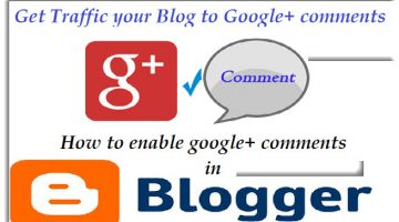 get traffic to google plus