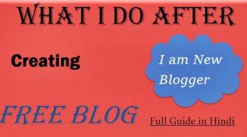 New-blog-banane-ke-bad-kya-kare-full-guide
