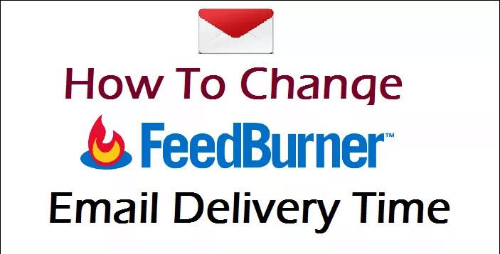feedburner email delivery service