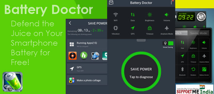 Battery Docter