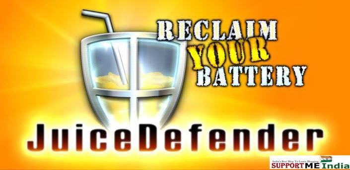 Juice Defender & Battery Saver