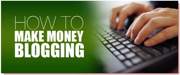 onlineblogging se paise kamaye