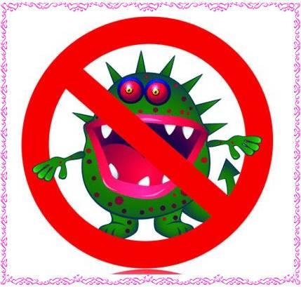 Anti Virus Keeled All Virus
