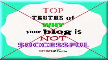 Blogging Me Fail Hone Ki Wajah
