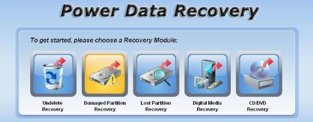 Computer data recovery software