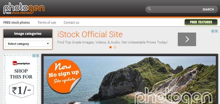 Photogen FREE stock photos
