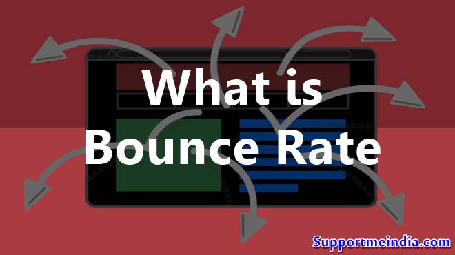 Bounce Rate Ka Matlab Kya Hai