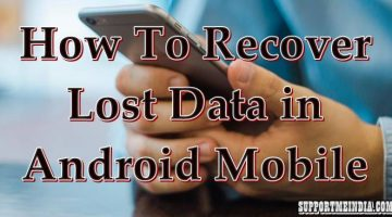 Mobile Ka Data Kaise Recover Kare