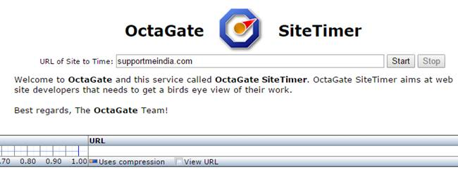 OctaGate Site Timer