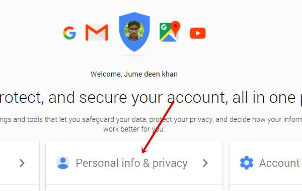 Google Gmail Account Ka Mobile Number Kaise Change Kare