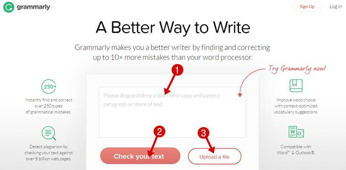 A better way to write