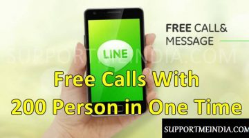 Free Calls With 200 Person in One Time