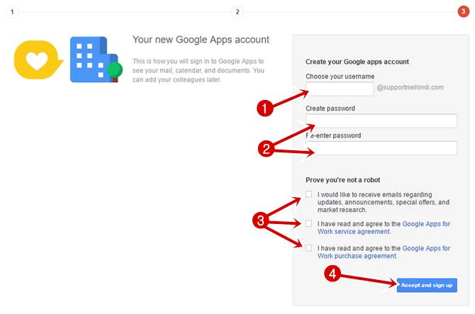 Your New Google Apps Account