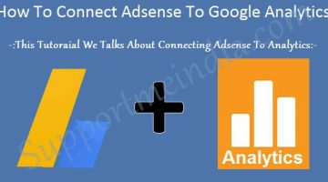 How To Connect Adsense To Google Analytics