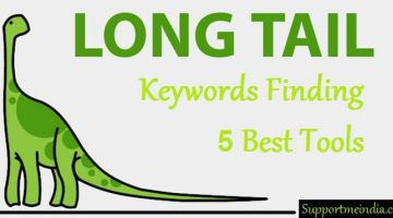 Long Tail Keywords Finding 5 Best Tools and Software