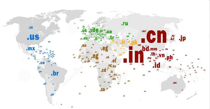 Country Level Domains