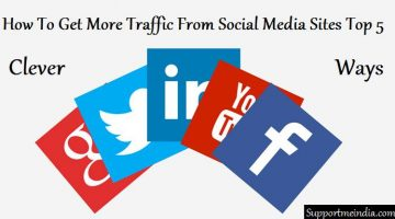 Top 5 Clever Ways To Get More Traffic From Social Media Sites
