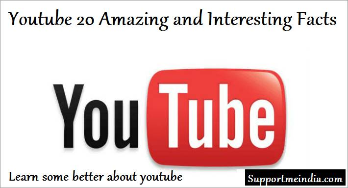 Youtube Ke Bare Me 20 Interesting Facts Amazing Jankari Hindi Me