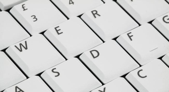 Computer Keboard layout format
