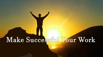 Make Successful Your Work