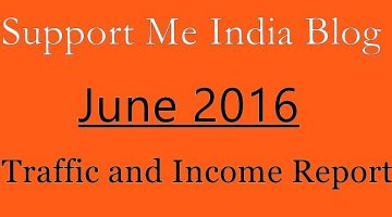 Traffic and income reports june 2016