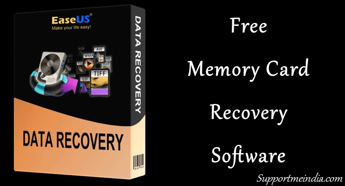 Free Memory Card Recovery Software