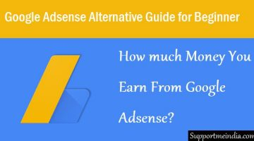 How much money you earn with google adsense