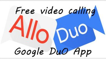 free video calling google duo app