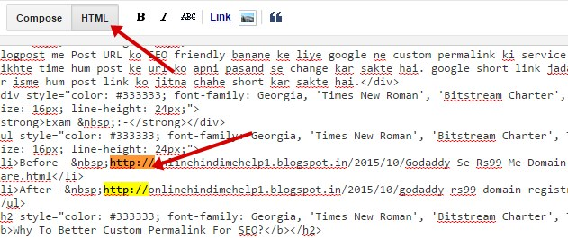 Fix to Mixed Content Errors in blogger post