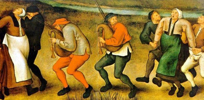 1518 Dancing Plague
