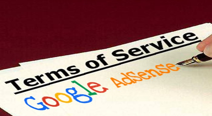 Google Adsense Policy Violation