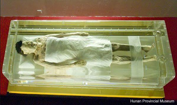 Lady Dai Mummy