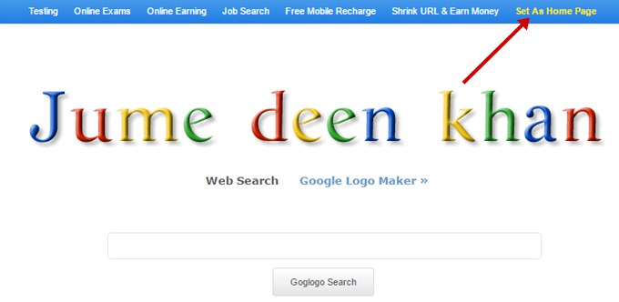 Make your own name search engine