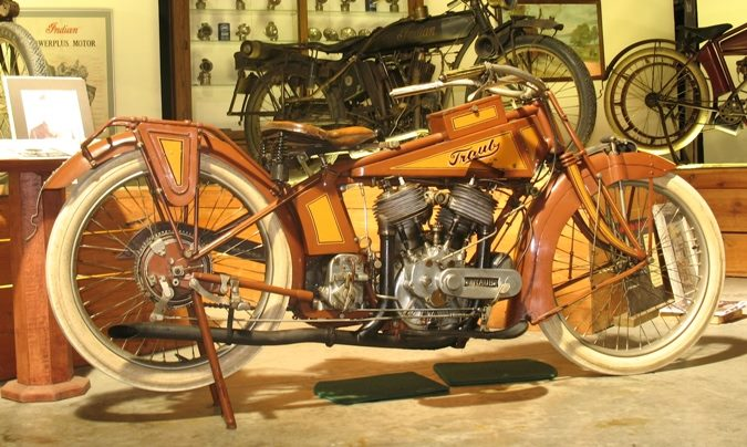 World oldest bike the traub