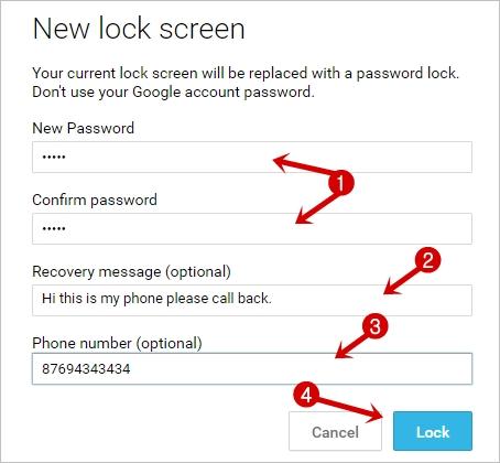 Mobile Phone Khone Ya Chori Hone Par Use Lock Kaise Kare