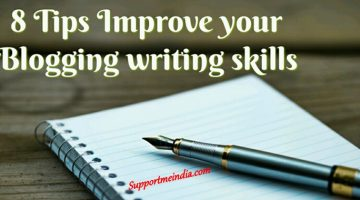 8 tips to improve your blogging writing skills