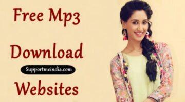 Free Mp3 Download Websites