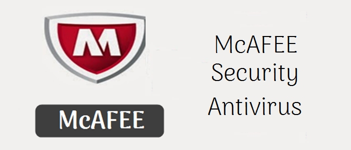 McAFEE Security Antivirus