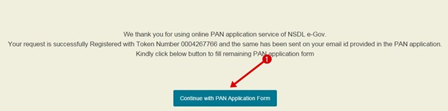 ONLINE PAN Application 2