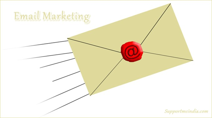 Email Marketing promotion