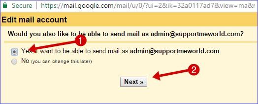 edit mail account