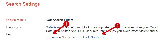 google-safe-search-settings