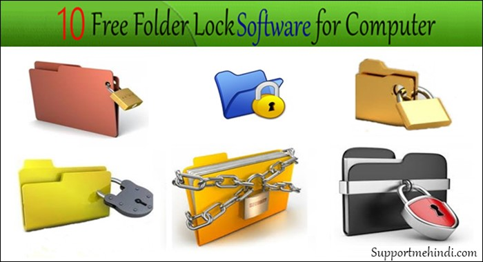 Computer Ke Folder Lock Karne Ke Liye 10 Free Software
