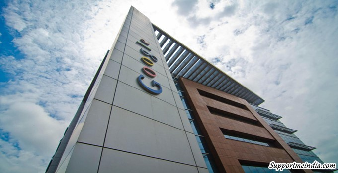 Google Bangalore Office