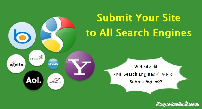 Submit Website to All Search Engines