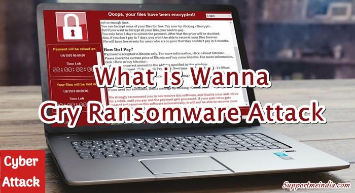 Wanna Cry Ransomware Kya Hai Is Virus Attack Se Kaise Bache