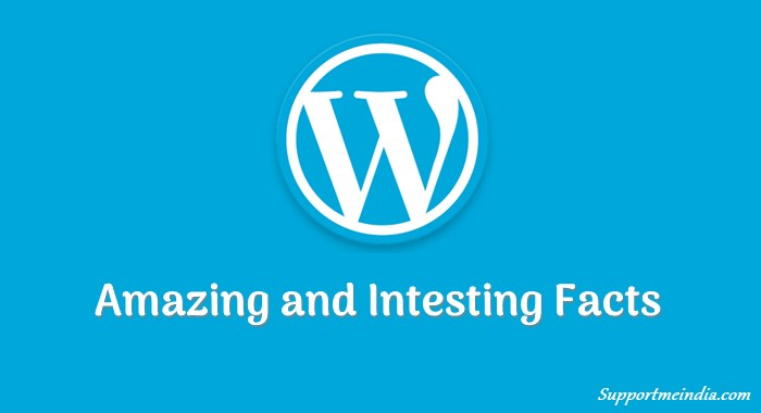 WordPress Amazing and Interesting Facts