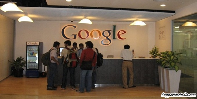 a google office in india